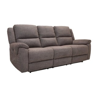 Shop Ginnie Reclining Sofa by Latitude Run