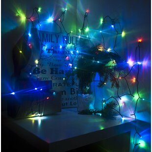 Review Electric Powered 100 Light String Lighting by ALEKO