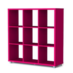 111 cm Bücherregal Box von Tenzo