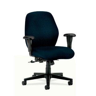 HON 7800 Series Mid Back Desk Chair