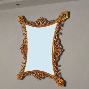 Fine Mod Imports Contemp Wall Mirror