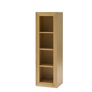 Taz Bookcase By Ebern Designs