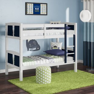 Darleen Twin over Twin Bunk Bed