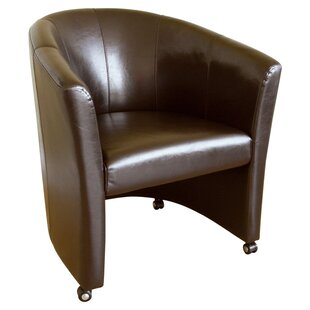 Spicer Barrel Chair by Ebern Designs