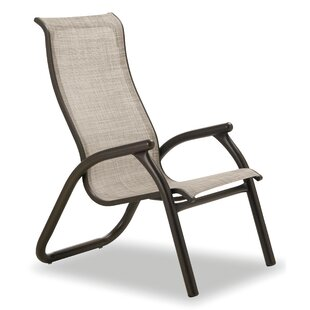 Maxx Stacking Patio Dining Chair (Set of 2)