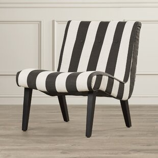 House of Hampton Aliette Slipper Chair