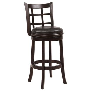 Scranton 29 Swivel Bar Stool by Winston Porter 2019 Coupon