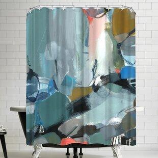 Olimpia Piccoli Nightlight Single Shower Curtain