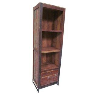 Ezekiel Corner Bookshelf by Loon Peak Wonderful