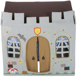 Read Reviews Knights Castle 4.42' x 3.58' Playhouse By Win Green