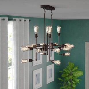 Trent Austin Design Caracas 20-Light Sputnik Chandelier