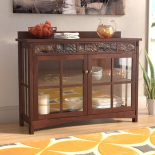Ashtown Pitcher Faux Slate Sideboard By ClassicLiving