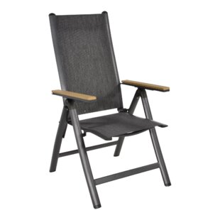 Arezzo Reclining Garden Chair By Lesli Living