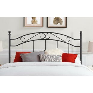 Gadji Full/Queen Open Frame Headboard by August Grove