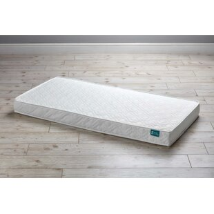 Coil Sprung Mattress 120 X 60 Cm By Harriet Bee