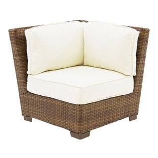 St Barths Patio Chair with Sunbrella Cushions