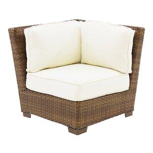 St Barths Patio Chair with Sunbrella Cushions