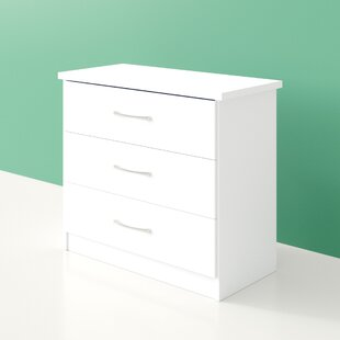 Baylee 3 Drawer Chest By 17 Stories