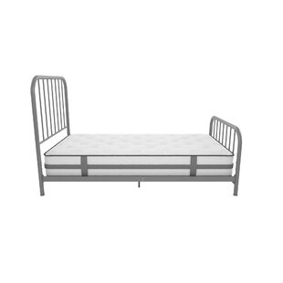 Novogratz Bellamy Metal Platform Bed