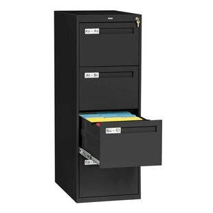 4 Drawer Vertical Filing Cabinet by Tennsco Corp. Coupon
