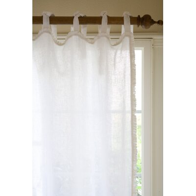 Ruffled Priscilla Curtains Wayfair