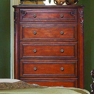 Best Price Ellsworth 5 Drawer Lingerie chest/Semainier by Astoria Grand