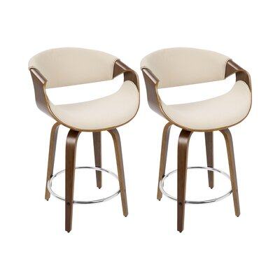 Modern Counter 24 Quot 27 Quot Full Back Bar Counter Stools