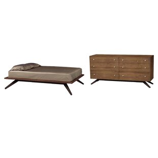 Astrid Platform Configurable Bedroom Set by Copeland Furniture #1