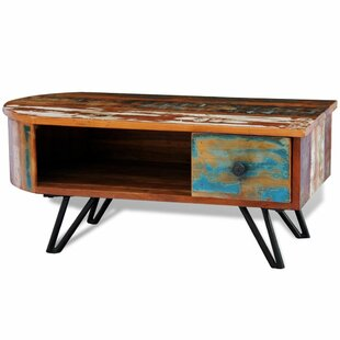 Airydale Coffee Table With Storage By Latitude Vive