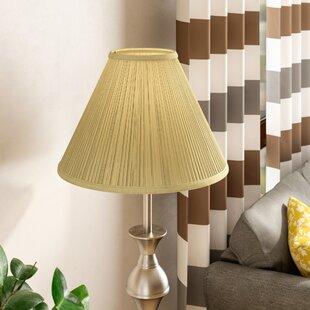 Best 19 Linen Empire Lamp Shade By Red Barrel Studio