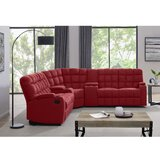 Toler 96.25 Symmetrical Reclining Sectional by Red Barrel Studio®