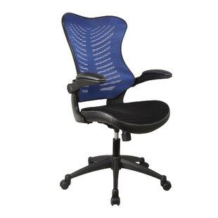 Review Kiuchi Mesh Office Chair