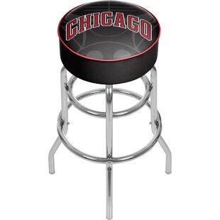 NBA Fade 31 Swivel Bar Stool Trademark Global