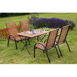 Review Jolyn 4 Seater Dining Set