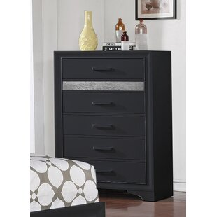 Geist 5 Drawer Chest