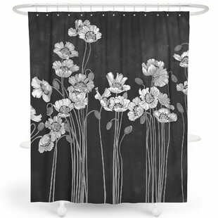 Brister Oil Painting Single Shower Curtain