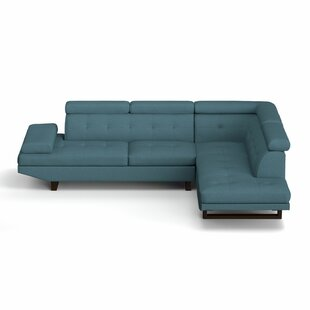 Shop Pettit Sectional by Zipcode Design