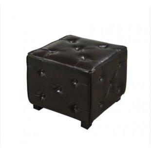 Cube Ottoman by Brassex