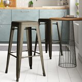 Alyssa Bar & Counter Stool (Set of 2) by Zipcode Design™