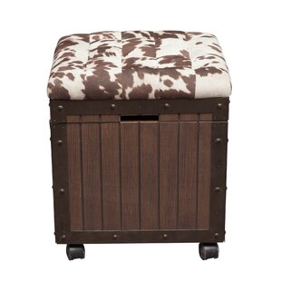 Ispaev Storage Ottoman by Loon Peak