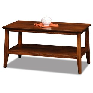 Hazleton Coffee Table Alcott Hill Herry Up
