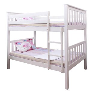 Viv + Rae Owen Twin over Twin Bunk Bed