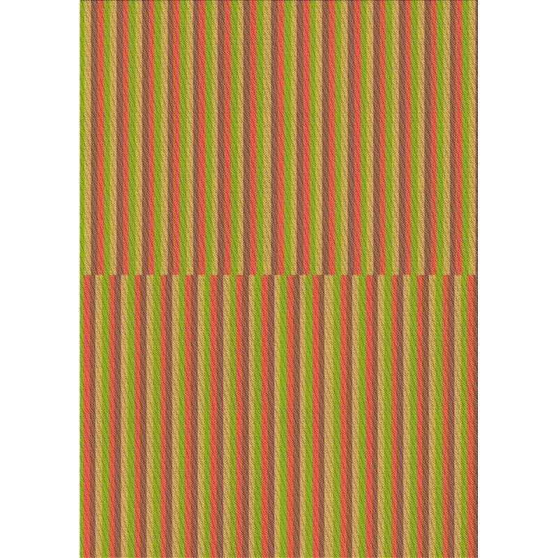 Ebern Designs Abstract Wool Yellow Area Rug Wayfair