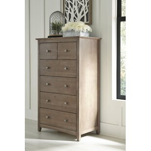 Rosecliff Heights Craft 6 Drawer Chest