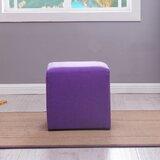 Ackermann Cube Ottoman by Wrought Studio™
