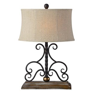 Hector 26.5 Table Lamp