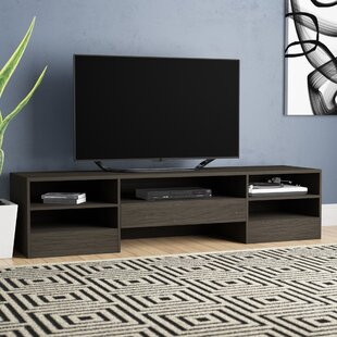 Read Reviews Persephone TV Stand for TVs up to 80 by Ebern Designs Reviews (2019) & Buyer's Guide
