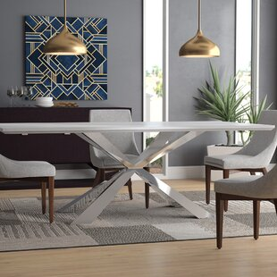 Tiya Dining Table Orren Ellis