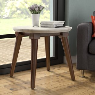 Gerth End Table by Ivy Bronx
