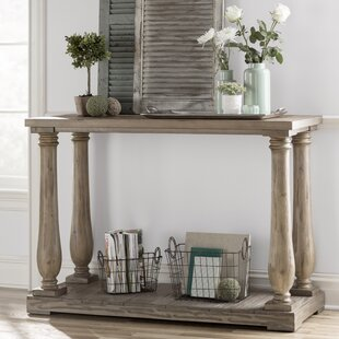 Lark Manor Sannoise Console Table